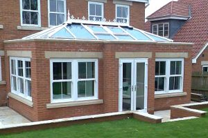 Orangeries as Home Extensions